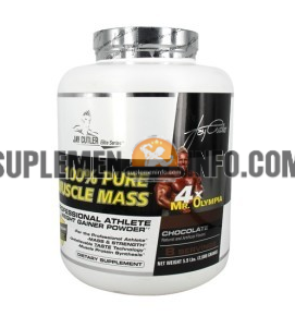 100% Pure Muscle Mass (jay cuttler)
