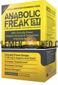Anabolic Freak Pharma Freak