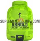 Arnold Schwarzenegger Iron Mass