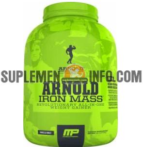 Arnold Schwarzenegger Iron Mass1