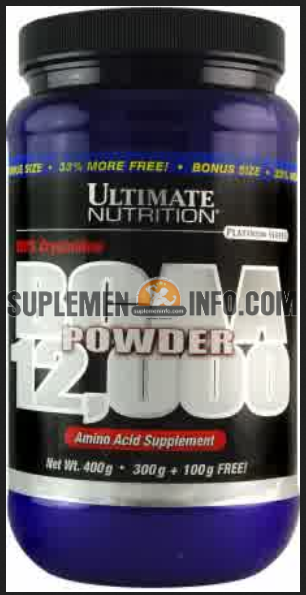 BCAA 12000 Powder Ultimate Nutrition1