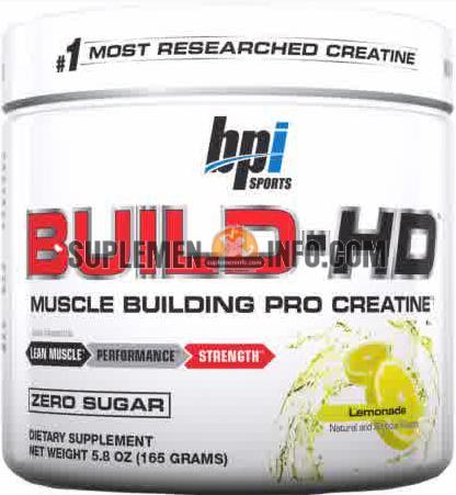 BPI Sports Build HD1