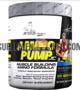 Cutler Nutrition Amino Pump1