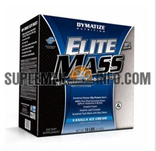 Dymatize Elite Mass1