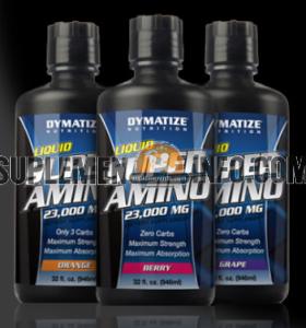 Dymatize Liquid Super Amino 23000