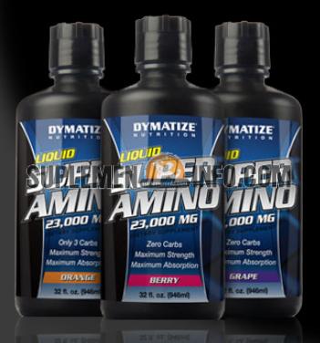 Dymatize Liquid Super Amino 230001