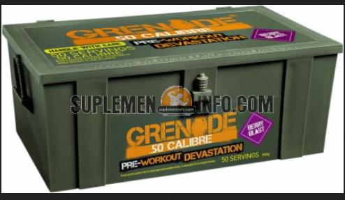 Grenade 50 Caliber1