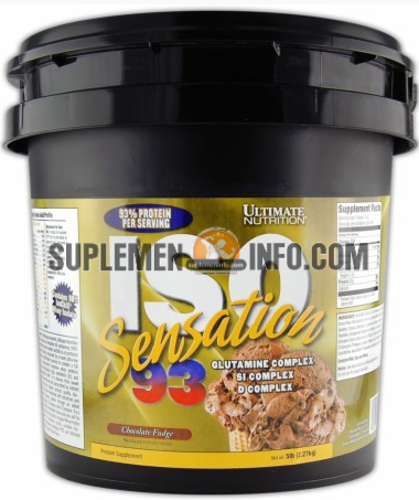 Iso Sensation 93 Ultimate Nutrition1