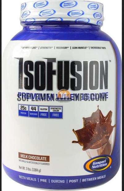 IsoFusion – Gaspari Nutrition1