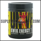 Kwik Energy Universal Nutrition