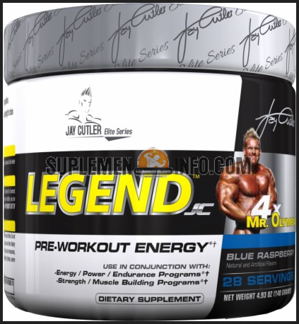 Legend Jay Cutler Elite Series1