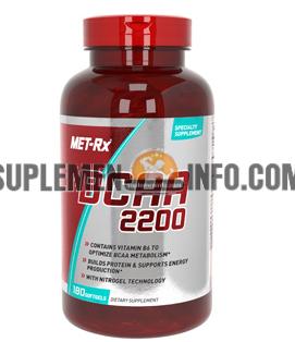 MET-Rx BCAA 22001