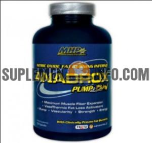MHP Anadrox Pump &Burn