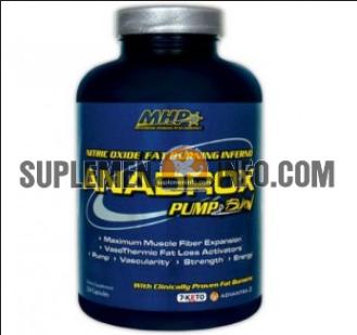 MHP Anadrox Pump Burn