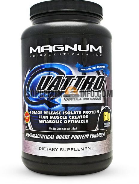 Magnum Nutraceuticals Quattro1