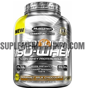 MuscleTech Platinum ISO1
