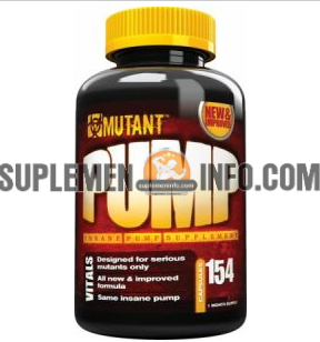 Mutant Pump1