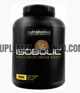 Nutrabolic Isobolic