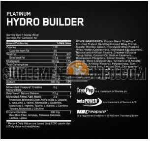 ON Platinum Hydrobuilder2
