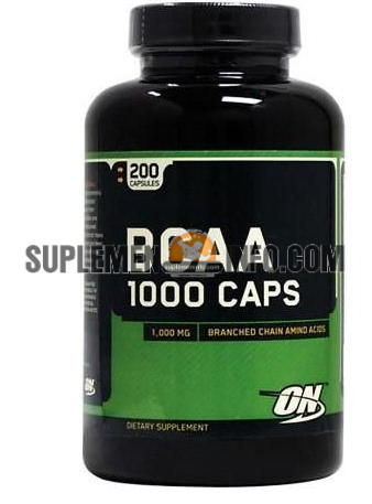Optimum Nutrition BCAA 10001