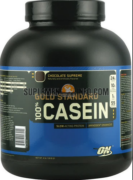 Optimum Nutrition Gold Standard 100 Casein1
