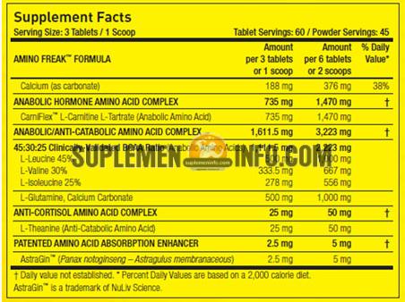 Pharma Freak Amino Freak2