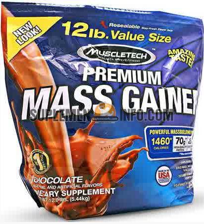 Premium Mass Gainer Muscletech1