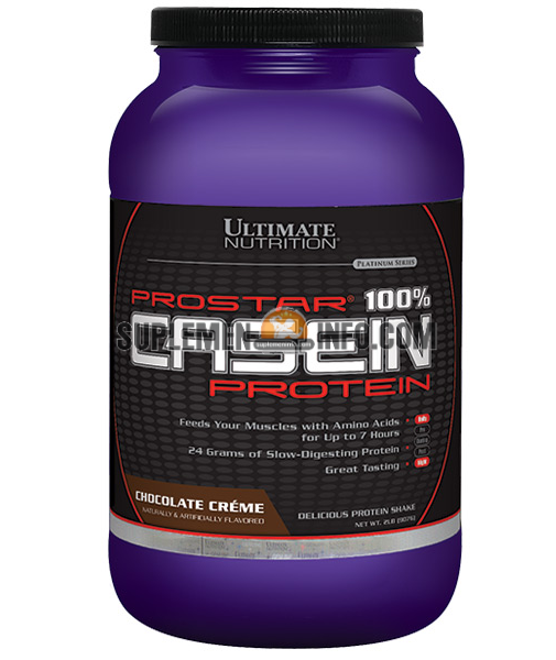 Prostar 100 Casein Protein Ultimate Nutrition1