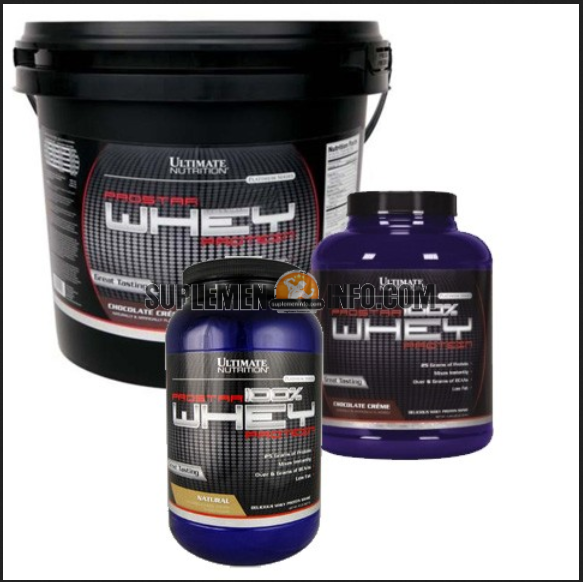 Prostar 100 Whey Protein Ultimate Nutrition1