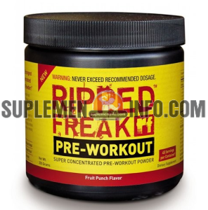Ripped Freak Pre-Work Out