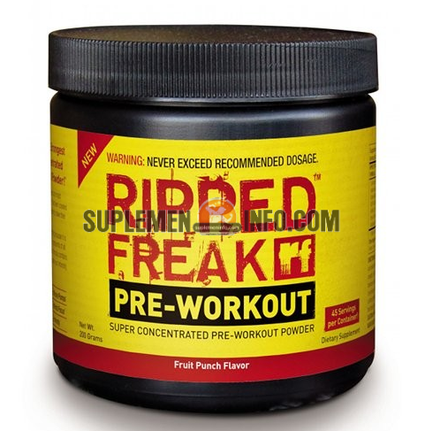 Ripped Freak Pre-Work Out1