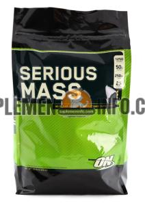 Serious Mass Optimum Nutrition 12 Lbs