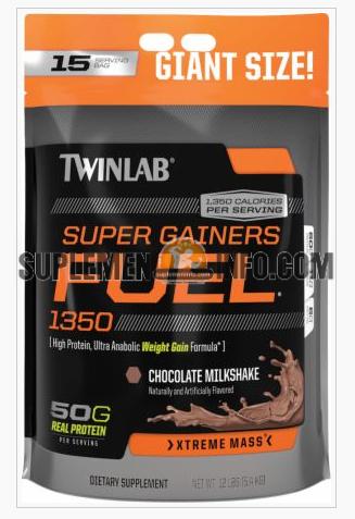 Twinlab Super Gainer Fuel1