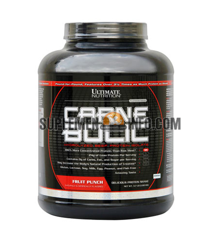 Ultimate Nutrition CarneBOLIC1
