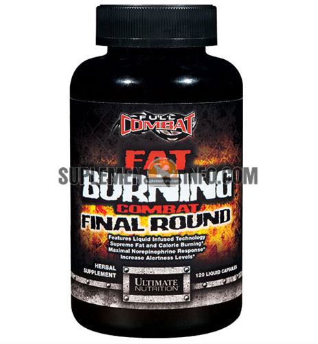 Ultimate Nutrition Combat Final Round1