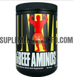 Universal Nutrition 100 Beef Aminos1