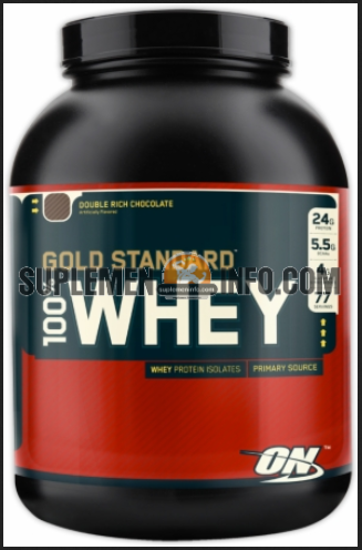 Whey Gold Standard 100 Optimum Nutrition1
