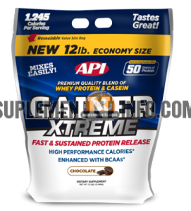 Xtreme Gainer API