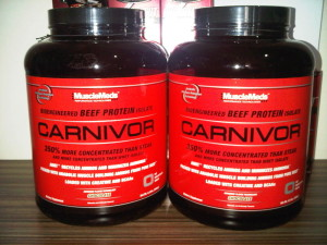Musclemeds Carnivore Beef Protein Isolate