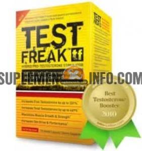 Test Freak Pharma Freak