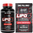Lipo 6 Black Nutrex